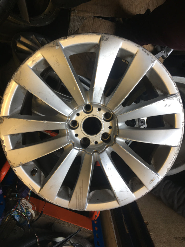 6777780 BMW 7 SERIES 2013  SUMMER WHEEL 20 INCHES STYLING 253