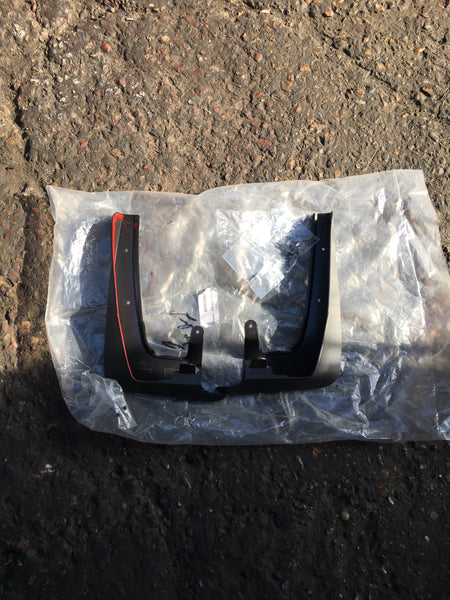 82162155858 Bmw 5 series F10 Genuine mud flaps