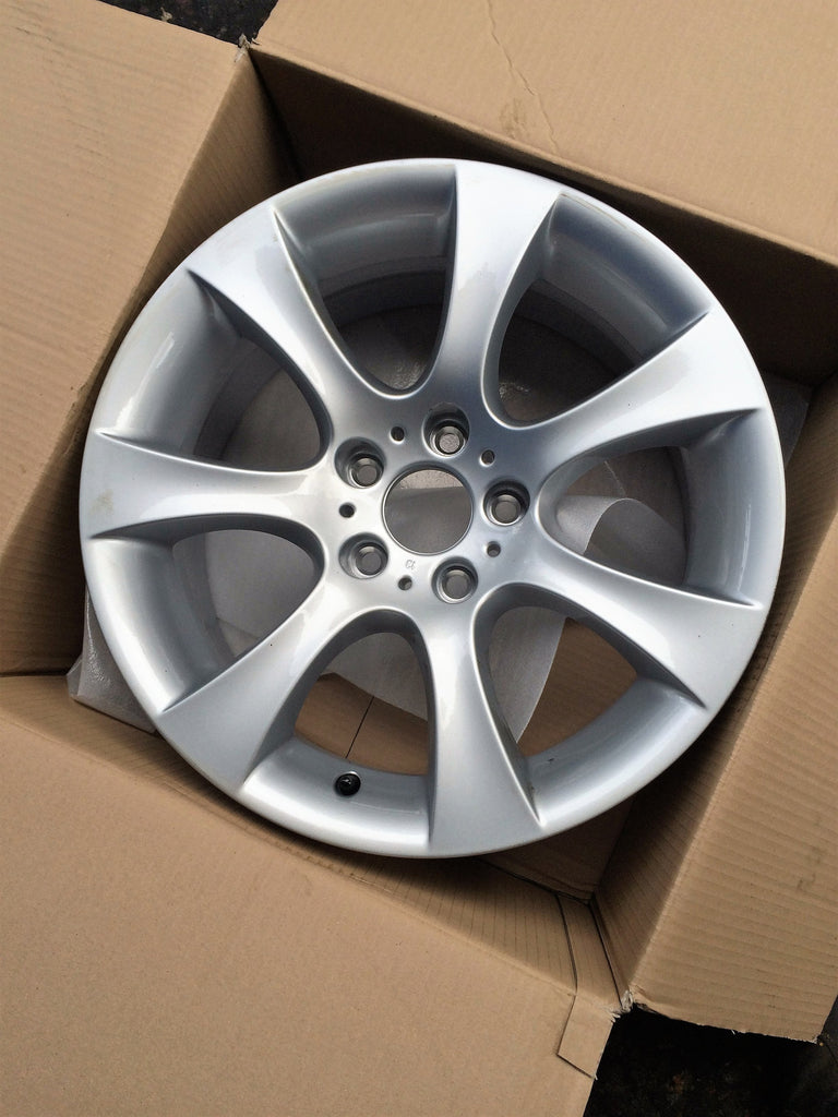 36116775645  BMW 5 SERIES E 60 18 INCH 8J 18 STAR SPOKE ALLOIY WHEEL