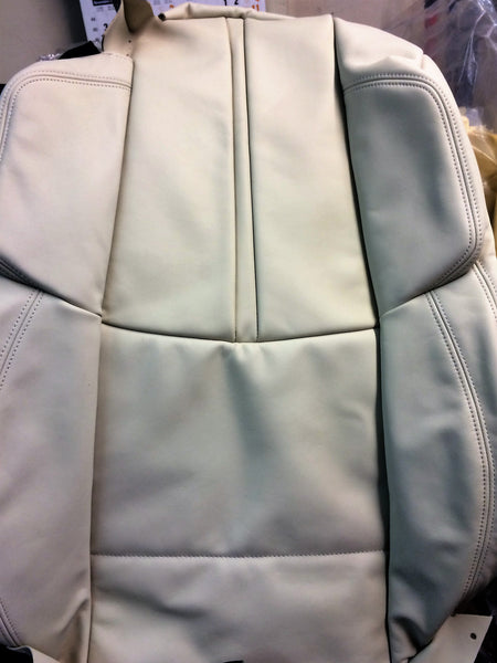 52107973906 BMW M3 CONVERTIBLE LCI COVER BACKREST DRIVER SIDE
