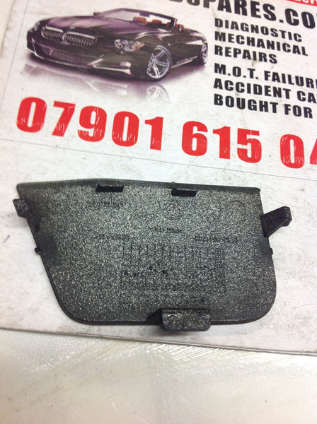 BMW 3 SERIES 328i 2010 E92 REAR BUMPER TOW EYE COVER 51128041205 £15.00 each