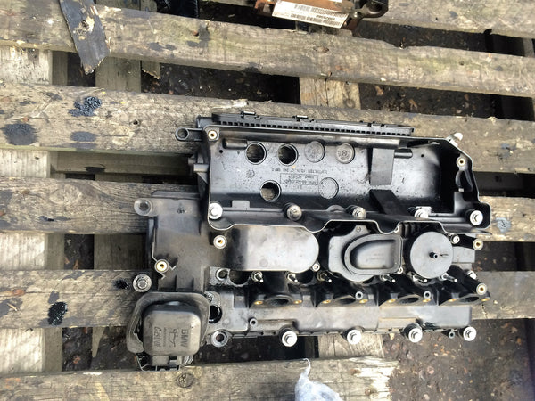 BMW 3 SERIES E90 2007 320 DIESEL ROCKER COVER M47