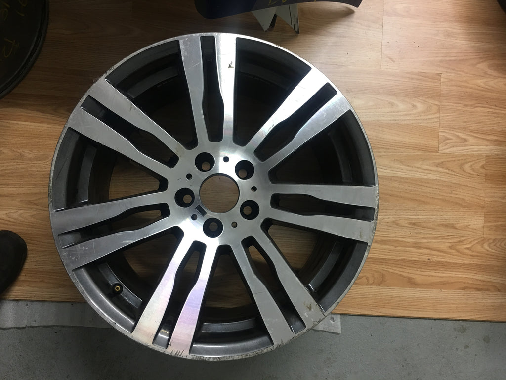 "7842183  Bmw  X5 2013 E70 Genuine front Alloy wheel 20""M-DOUBLE SPOKE 333 Front"