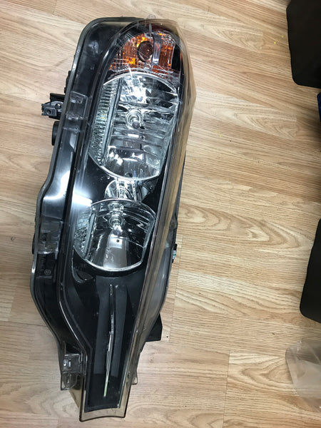 BMW 3 SERIES 2016 F30 Driver Side Headlight 7365598 LED