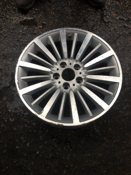 6796249  BMW 3 SERIES F30 ALLOY WHEEL LA MULTI-SPOKE 416 SINGLE