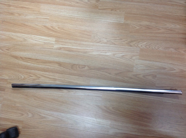 51338194712 BMW 3 series 2001 weatherstrip right chrome