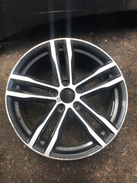 8043650 BMW 4 series F32 front Alloy wheel  style 704 19""