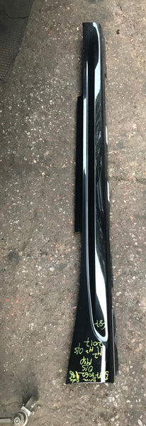 51778062196 BMW M2 2017 Drivers side skirt m-sport needs respray