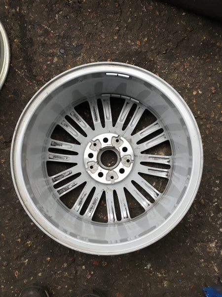 "6856099 Mini 2018 F55 F56 17""inch  Tentacle spoke alloy wheel"