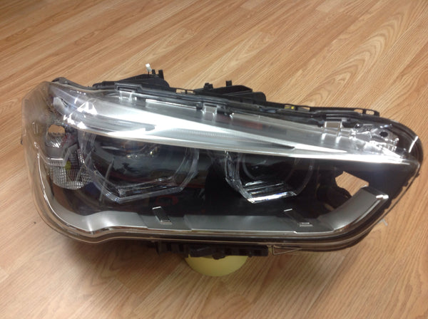 63117495006 BMW X1 2017 F48 Driver side led headlight