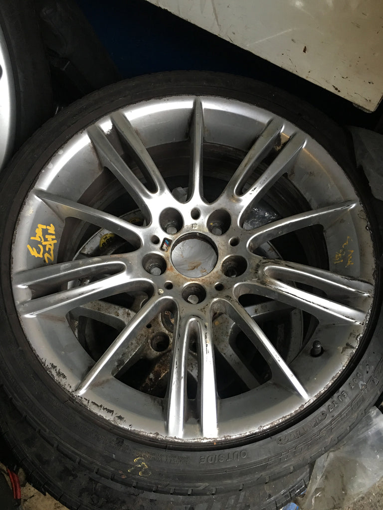 BMW 3 SERIES MV3 SINGLE ALLOY WHEEL 2009 8036933