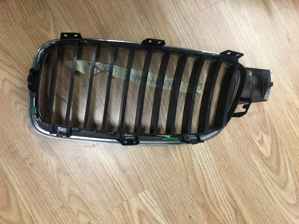 BMW 3 Series  2015  F30 Drivers Side Kidney Grille 51137260498