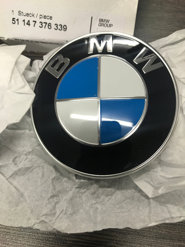 51147376339 BMW X5 2013 Bonnet Badge