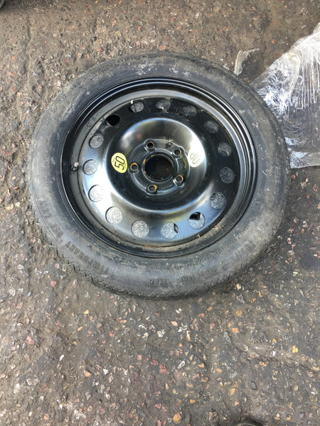 BMW 5 SERIES E60 SPACE SAVER WHEEL