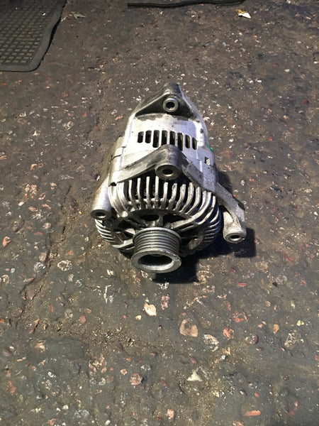 BMW 5 SERIES ALTERNATOR 2005 530 DIESEL E60