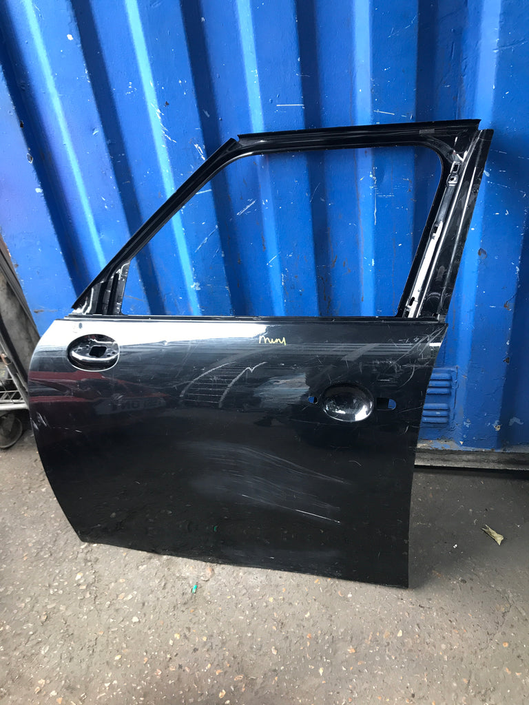 Mini one Cooper Passenger Side Front Door