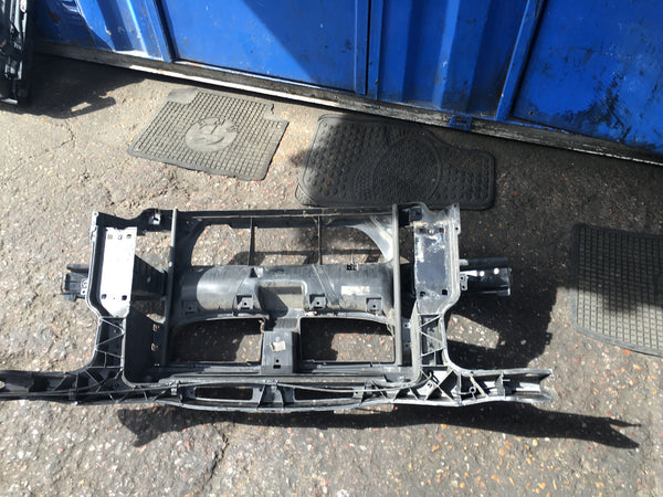 BMW 3 SERIES 320 DIESEL 2007 FRONT PANEL