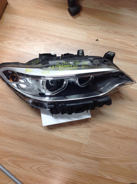 63117388936 BMW B1 Xenon head light 2series F87 driver side m2