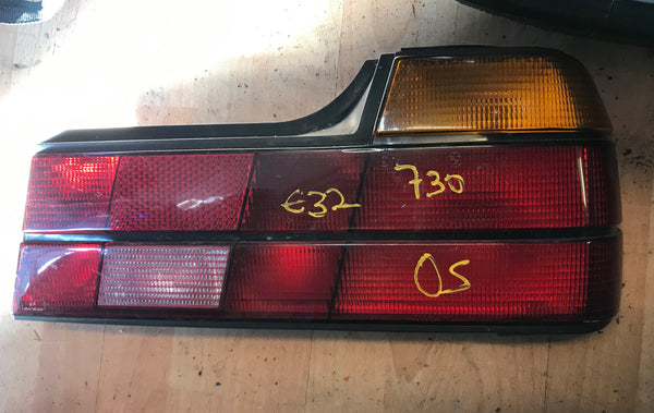 BMW 7 Series 1993 E32 Driver Side Rear back light