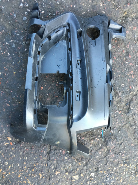 51117376982 BMW 2 SERIES 2014  DRIVERS SIDE BUMPER SUPPORT FOG LAMP