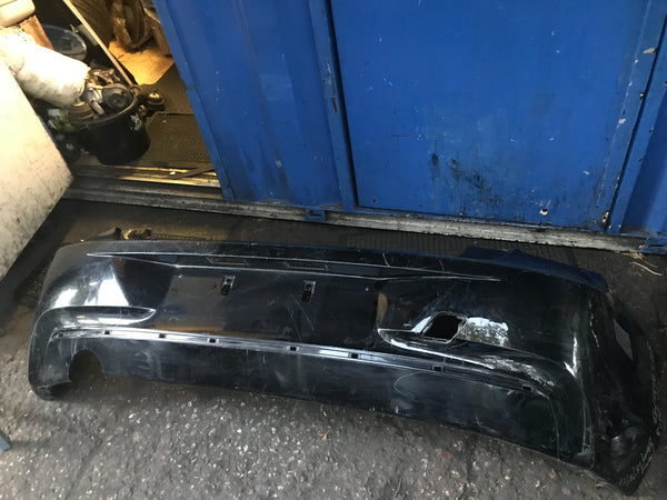 511272737793  BMW 1 Series 2013 rear standard bumper