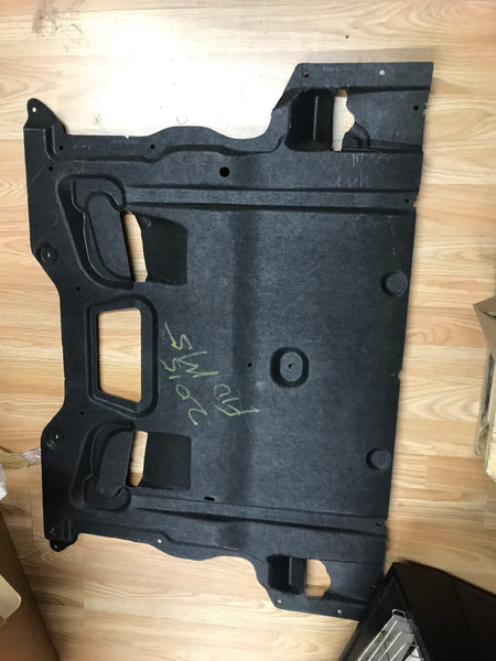 51758035971 BMW M5 2015 engine cover