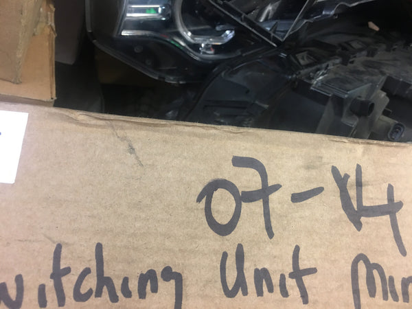 23008654531 BMW MINI SWITCHING UNIT 07-14