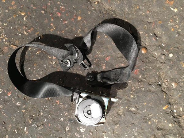 BMW 5 SERIES 2005 E60 PASSENGERS SIDE SEAT BELT