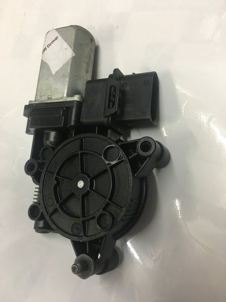 67627406623 BMW 3 SERIES 2015 F30 DRIVER SIDE FRONT WINDOW REGULATOR MOTOR