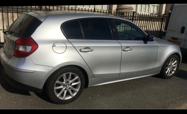 31119 Bmw 1 series 2006 120 diesel manual breaking for parts.Door shell £40.00