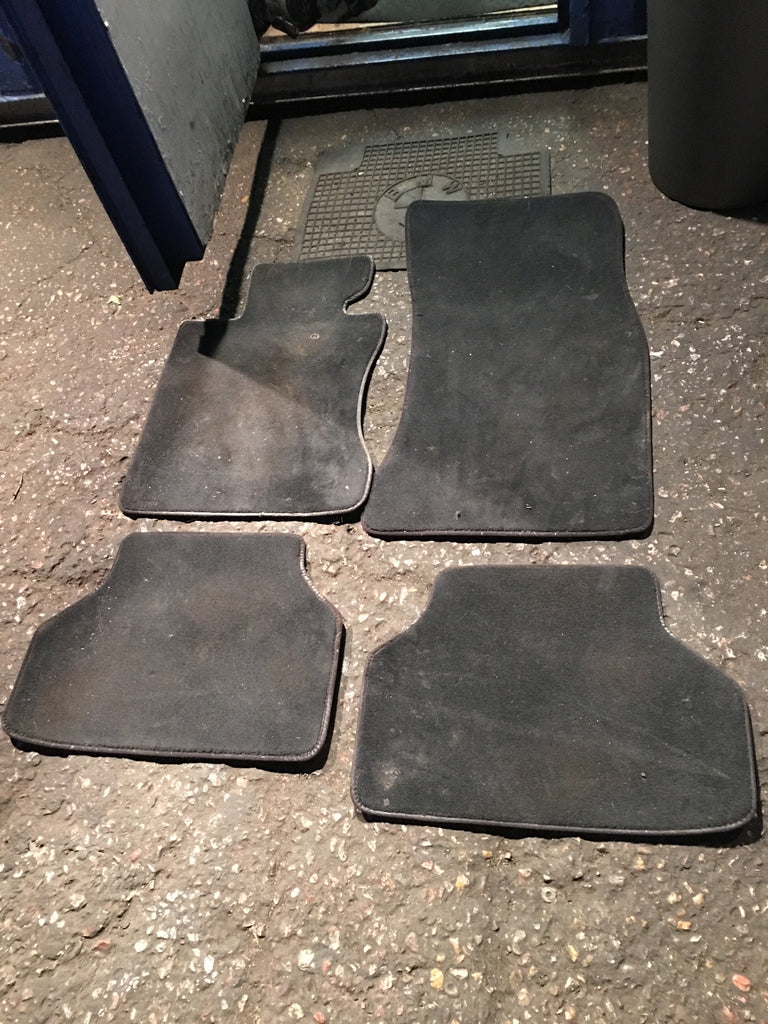 BMW 5 SERIES 2005 E60 carpet