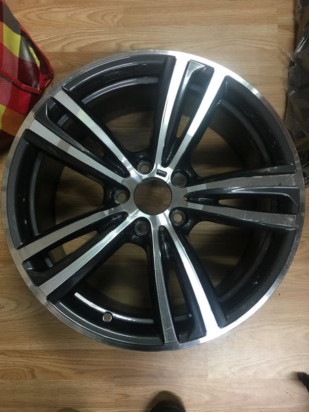 7852494 BMW 4 Series 2018 f34 19inch Rear alloy Wheel