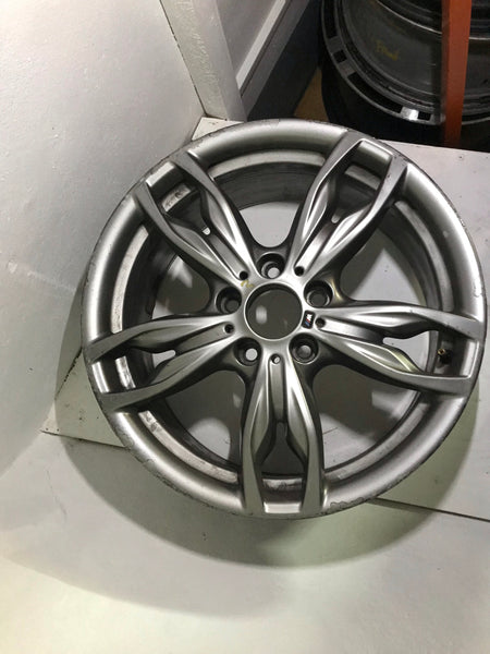 7845870 BMW 1 Series 2016 front alloy wheel