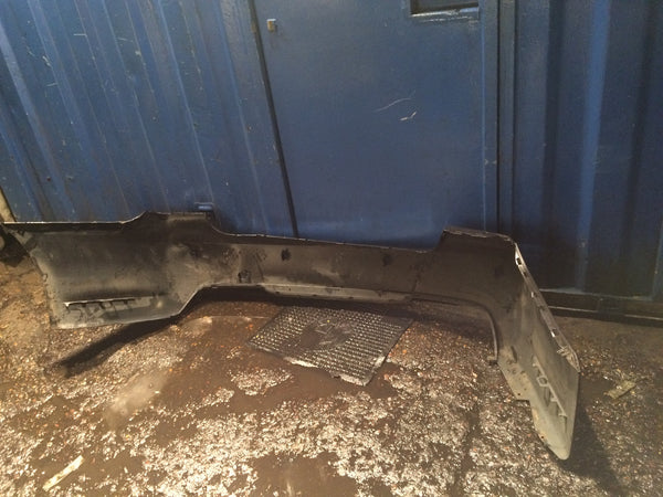 Bmw 3 SERIES E90 M-SPORT REAR BUMPER 2011 NEEDS REPAIR