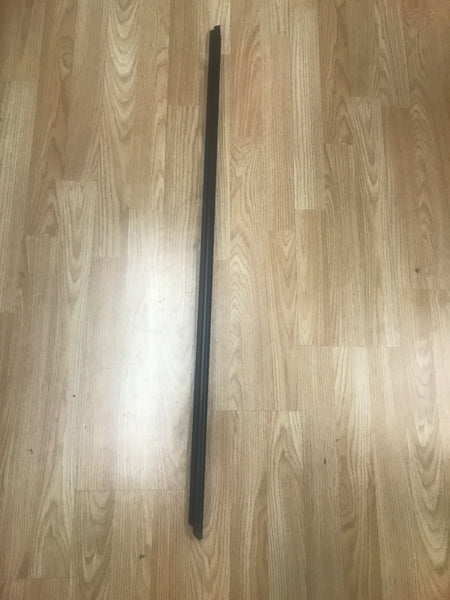 51337279773 Bmw 4 series 2017 F32 passenger side  door window sweep felt weather strip moulding
