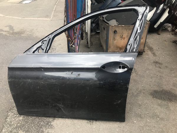 BMW 5 Series 2016 F10 Passenger Side Front Door