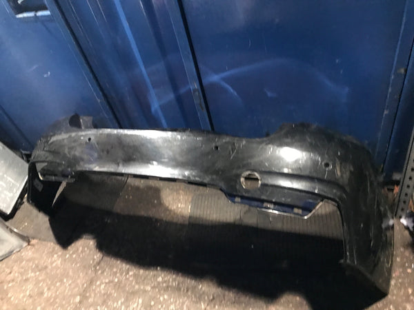 51128054566 BMW 4 series f32, 33, 36, m sport rear bumper