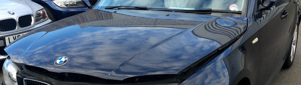 BMW 1 SERIES E87 2008  BONNET.