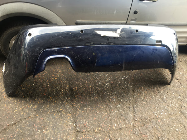 BMW 5 SERIES 2007 M - SPORT REAR BUMPER  NEEDS RESPRAY