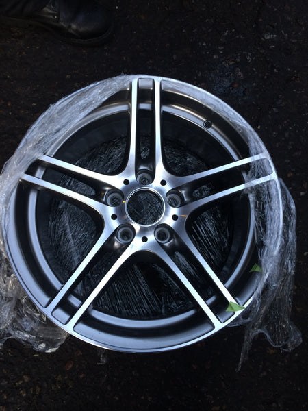 "BMW 3 SERIES 18""INCH STYLE 313 M RONAL REAR ALLOY WHEEL 6791999"