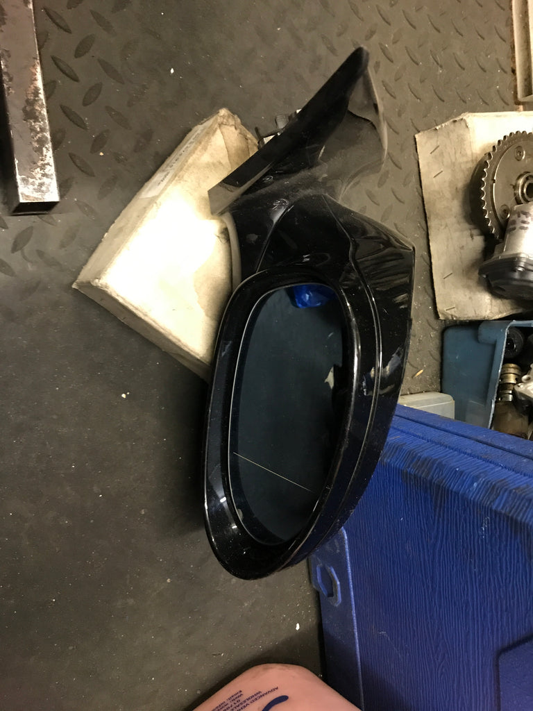 BMW 3 SERIES 2009 E92 DRIVER SIDE WING MIRROR COLOUR MAY VARIE