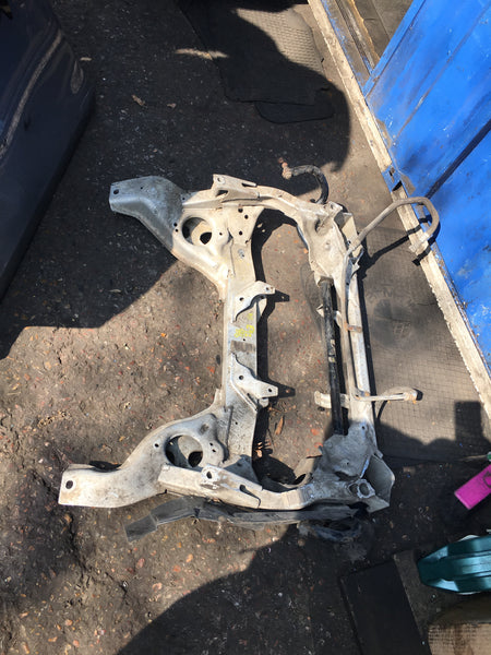 BMW 3 Series 2010 E93front Engine subframe