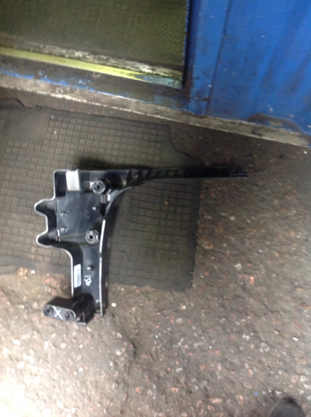8054019 Bmw F15 rear bumper left mounting guard bracket 2017