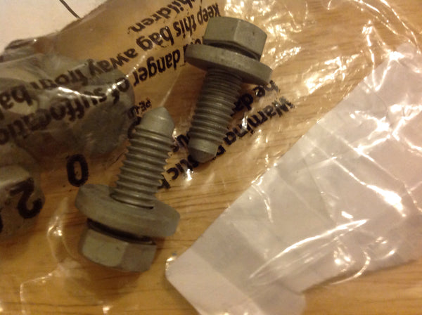 0714727279964 Bmw -hex bolt with washer i3 lci a pound each