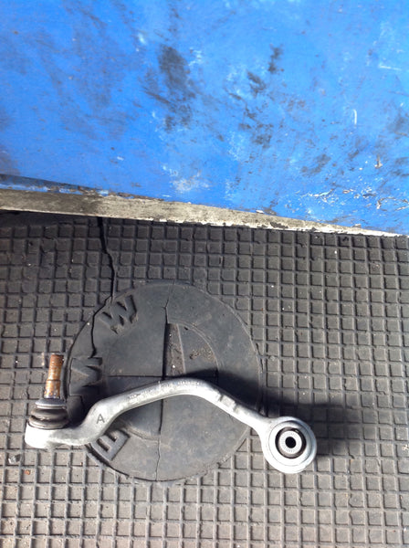 6852991 BMW 3-Series f20 front lower front link arm wish bone
