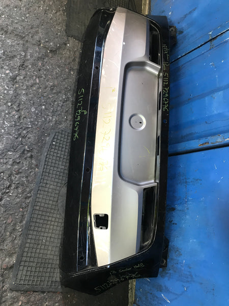 511272796776 BMW i3 Rear Bumper Black/brown