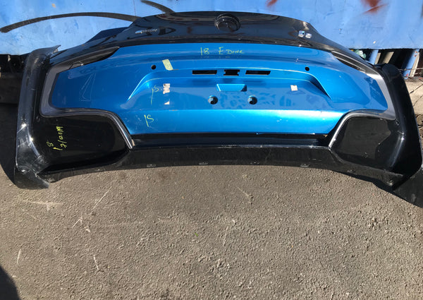 51127336299 BMW i8 112 2016 Rear Bumper blue/black