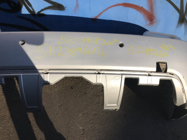 51127896814 BMW 5 Series 2008 E60 Rear m-sport Bumper