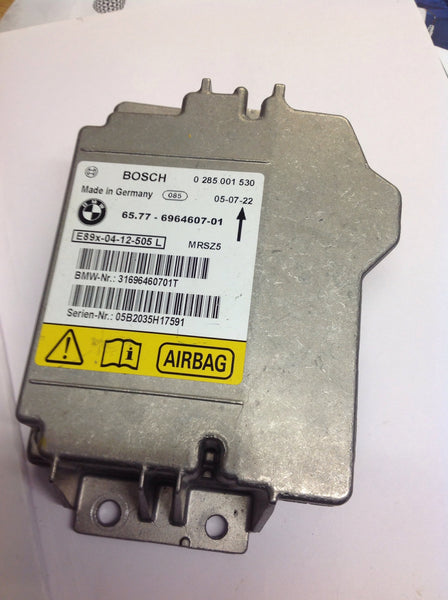 6964607 BMW 3-Series e90 air bag control module