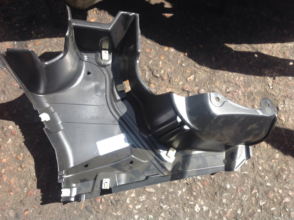 51757374769 Bmw underbody panelling rear left 7series f65 G32 Gt/Gt630 dx